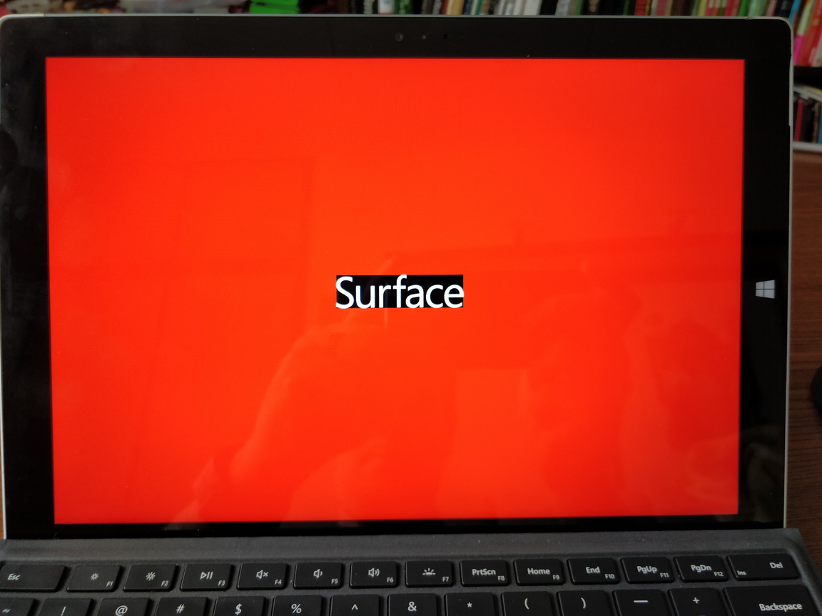 Surface Pro 3 Triple Boot Part 5: Secure Boot